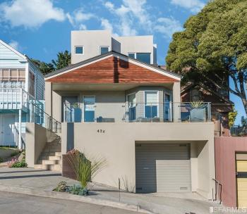 422 Valley Street, Noe Valley Photo